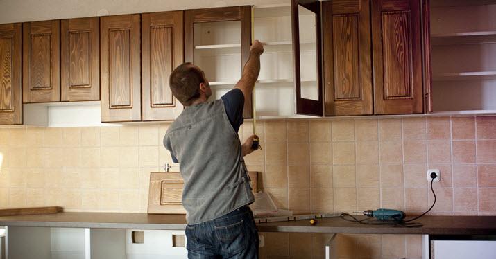 Kitchen Hanging Cabinet