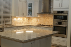 Pearl Maple Kitchen Cabinet