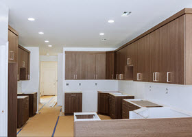 Proper Kitchen Cabinets Installation