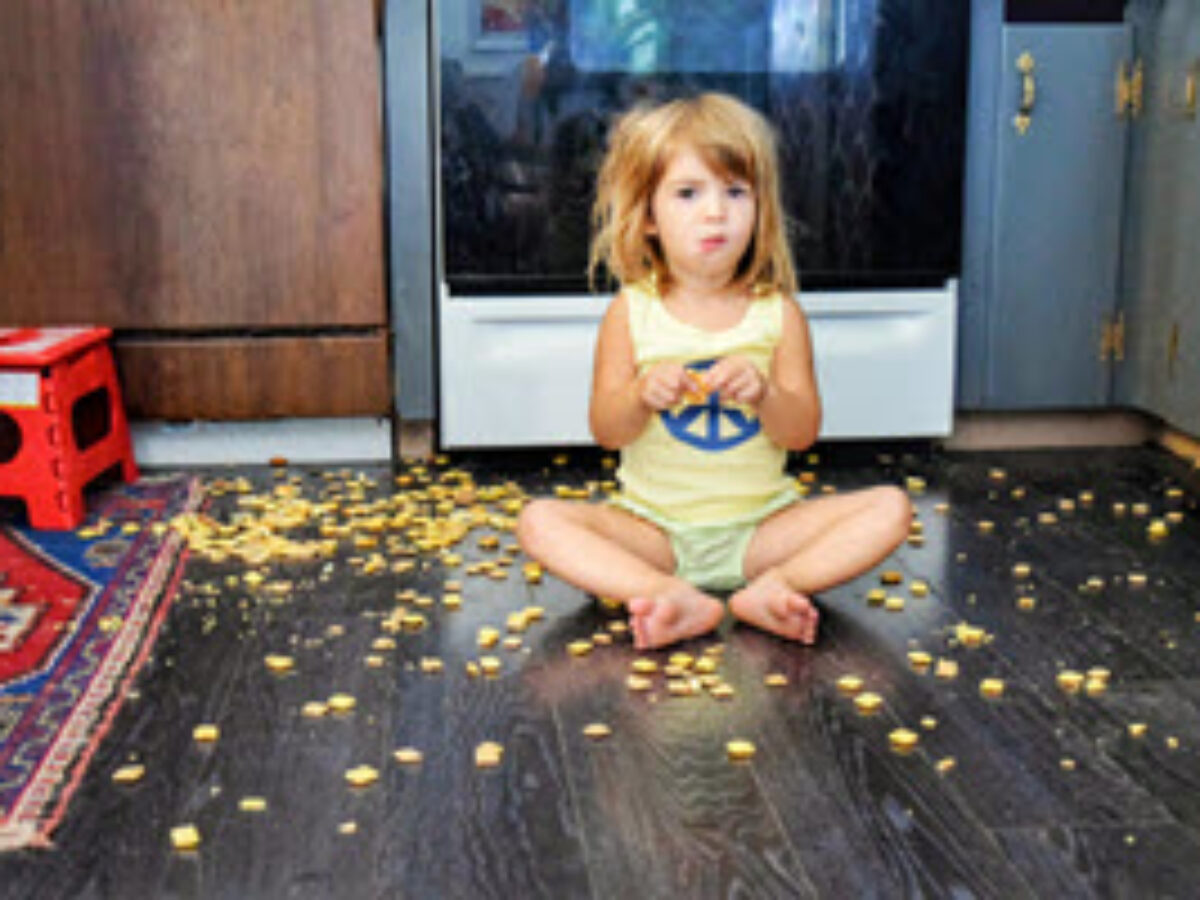 How to Keep Your Kitchen Floor Clean and Stain Free