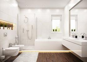 Water-Proof Bathroom