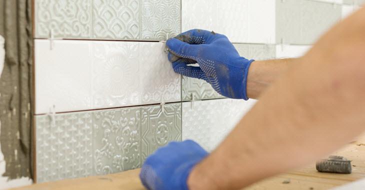 Kitchen Ceramic Tile Installation